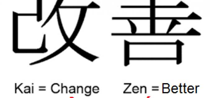 Kaizen – cơ sở cải tiến liên tục (ISO 9001:2015 điều khoản 10.3)