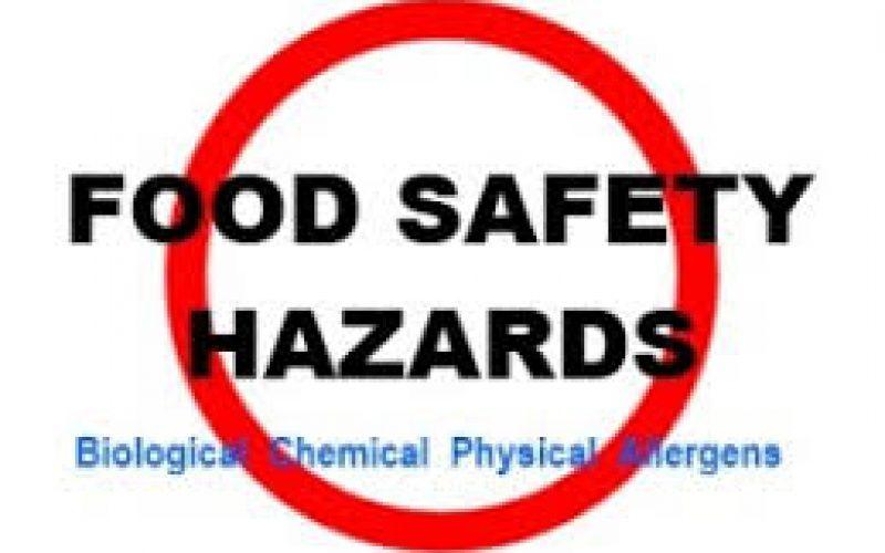 Một số mối nguy về an toàn thực phẩm