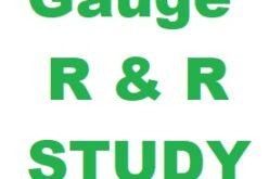 GAUGE REPEATABILITY REPRODUCIBILITY – ĐÁNH GIÁ ĐỘ TIN CẬY CỦA HỆ THỐNG ĐO LƯỜNG – Gauge R&R